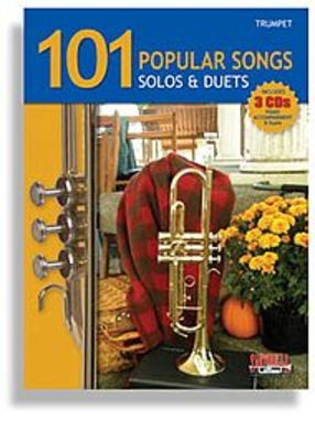 101 Popular Songs Trumpet Bk/3Cd -