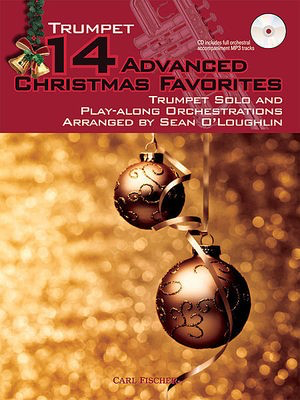 14 Advanced Christmas Favorites Trumpet Bk/Cd -