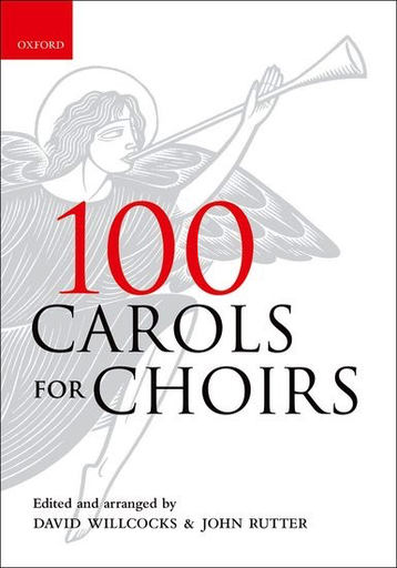 100 Carols for Choirs - SATB Oxford University Press Vocal Score