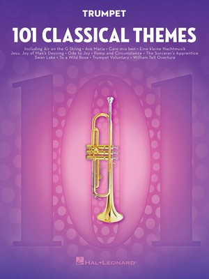 101 Classical Themes for Trumpet - Various - Trumpet Hal Leonard
