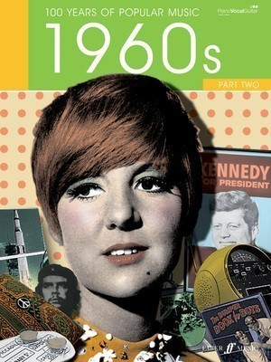 100 Years of Popular Music 60s Vol. 2 - Various - Guitar|Piano|Vocal IMP