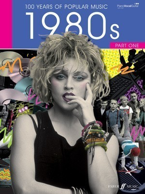 100 Years of Popular Music 80s Vol. 1 - Various - Guitar|Piano|Vocal IMP