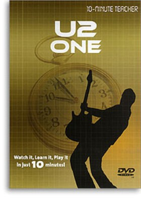 10 Minute Teacher U2 One Dvd -