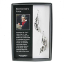 [70808352] Earrings BEETHOVEN'S FIFTH