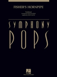 [S-4491476] Fishers Hornpipe Symphony Pops - Full Orchestra Grade 5 Score/Parts arranged by Slatki & adapted by McTee Hal Leonard 4491476
