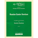 [S-10200102] Rimsky-Korsakov - Russian Easter Overture - Full Orchestra Score/Parts arranged by Dackow Tempo 10200102