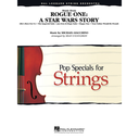 [S-4492022] Giacchino - Music from Rogue One: A Star Wars Story - String Orchestra Grade 3.5 Score/Parts arranged by O'Loughlin Hal Leonard 4492022