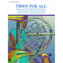 [S-1102868667] Trios for All - 3 Cellos or 3 Double Basses Warner Bros 1102868667