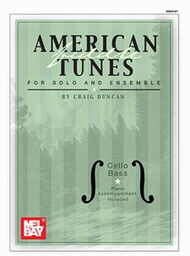 [S-MB99387] American Fiddle Tunes - Cello Part by Duncan Mel Bay 367890