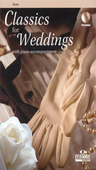 [S-F921-400] Classics for Weddings - solo instrument & piano - Flute Fentone Music /CD