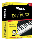 [S-FD12093] Piano For Dummies Win/Mac - Piano eMedia CD-ROM