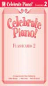 [S-FHM1250] Celebrate Piano! Flashcards 2 - Cathy Albergo|J. Mitzi Kolar|Mark Mrozinski - Piano Frederick Harris Music