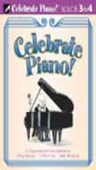 [S-FHM1320] Celebrate Piano! Solos 3 & 4 - A Comprehensive Piano Method - Cathy Albergo|J. Mitzi Kolar|Mark Mrozinski - Piano Frederick Harris Music
