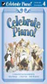 [S-FHM1400] Celebrate Piano! Lesson and Musicianship 4 - A Comprehensive Piano Method - Cathy Albergo|J. Mitzi Kolar|Mark Mrozinski - Piano Frederick Harris Music
