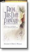 [S-FJH1468] From This Day Forward - Organ Mark L. Williams FJH Music Company Piano Solo