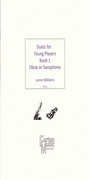 [S-FM076] Duets For Young Players Bk 1 Oboe Or Saxophone -