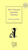 [S-FM408] Nice 'n' Easy and Jazz Dances - Tenor Horn and Piano - Phillip Rawle - Eb Tenor Horn Forton Music
