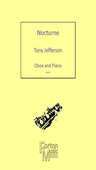 [S-FM470] Nocturne - Oboe and Piano - Tony Jefferson - Oboe Forton Music
