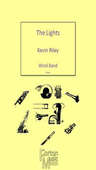 [S-FM486] The Lights - Wind Band - Kevin Riley - Forton Music Score/Parts