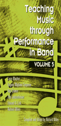 [S-G-6573] Teaching Music Through Perf Band Bk V5 -