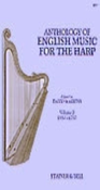 [S-H140] Harp Anthology Of English Harp Music Bk 2 - Various - Harp Stainer & Bell