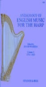 [S-H141] Harp Anthology Of English Harp Music Bk 3 - Various - Harp Stainer & Bell