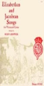 [S-H147] Elizabethan And Jacobean Songs - Classical Vocal Stainer & Bell Vocal Score