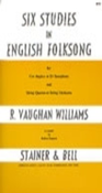 [S-H176] Studies In English Folksong 6 Cor Ang/Str 4Et - Ralph Vaughan Williams - Cor Anglais Stainer & Bell Chamber Ensemble