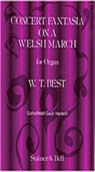 [S-H295] Concert Fantasia On A Welsh March - William Thomas Best - Organ Stainer & Bell Organ Solo