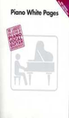 [S-HL00311276] Piano White Pages - The Largest Collection of Piano/Vocal/Guitar Arrangements - Guitar|Piano|Vocal Hal Leonard Piano, Vocal & Guitar