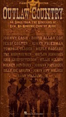 [S-HL00312083] Outlaw Country - 44 Songs from the Renegades of Raw, No-Nonsense Country Music - Hal Leonard Piano, Vocal & Guitar