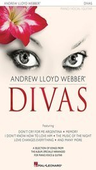 [S-HL00313362] Andrew Lloyd Webber - Divas - Andrew Lloyd Webber - Guitar|Piano|Vocal Hal Leonard Piano, Vocal & Guitar