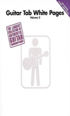 [S-HL00690791] Guitar Tab White Pages Volume 3 - Guitar Hal Leonard Guitar TAB with Lyrics & Chords