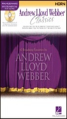 [S-HL00841830] Andrew Lloyd Webber Classics - Horn - Horn Play-Along Book/CD Pack - Andrew Lloyd Webber - French Horn Hal Leonard /CD