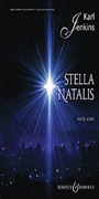 [S-M060122163] Stella natalis - Karl Jenkins - Classical Vocal Soprano Boosey & Hawkes Vocal Score