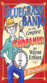 [S-NGB104] Bluegrass Banjo For The Complete Ignoramus Bk/Cd -