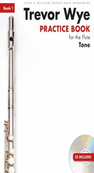 [S-NOV164109] Practice Book for the Flute: Book 1 Tone - Revised Edition - Trevor Wye - Flute Novello /CD