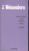 [S-O2150] Practical Method for the Bassoon - Including 'Fifty Advanced Studies' - Julius Weissenborn - Bassoon Carl Fischer