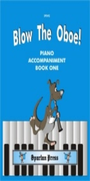 [S-SP342] Blow The Oboe! Piano Accompaniment Book 1 - Sue Taylor - Oboe Spartan Press Piano Accompaniment Spiral Bound