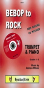 [S-SP479] Bebop to Rock - Andrew Wilson - Trumpet Spartan Press /CD