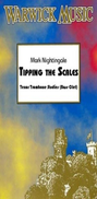 [S-TB170] Tipping the Scales - Tenor Trombone Solos (Bass Clef) - Mark Nightingale - Trombone Warwick Music