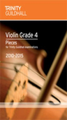 [S-TGL8176] Violin Pieces & Exercises - Grade 4 - for Trinity College London exams 2010-2015 - Violin Trinity College London