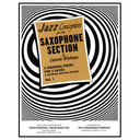 [S-TRY1129] Jazz Conception For The Saxophone Section Vol. 1 - 5 Original Pieces for 5 Saxes - Lennie Niehaus - Saxophone Try Publishing Company Saxophone Ensemble