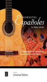 [S-UE21671] Momentos Espanoles - 16 middle-grade solos for classical guitar - Paul Coles - Classical Guitar Universal Edition