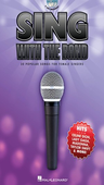 [S-1485] Sing with the Band - 30 Popular Songs for Female Singers - Book/2-CDs Pack - Vocal Hal Leonard Melody Line, Lyrics & Chords /CD