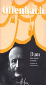 [S-28412] Offenbach Duets - Jacques Offenbach - Classical Vocal Soprano|Baritone Edition Henry Lemoine Vocal Duet