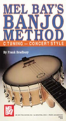 [S-93238] Banjo Method C Tuning Concert Style -