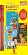 [S-102419] Disney Collection - Learn & Play Recorder Pack - Various - Recorder Hal Leonard