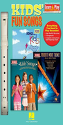 [S-102843] Kids' Fun Songs - Learn & Play Recorder Pack - Various - Recorder Hal Leonard Package