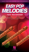 [S-125795] Easy Pop Melodies for Recorder - 50 Favorite Hits with Lyrics and Chords - Various - Recorder Hal Leonard